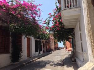 Streets of Cartagena Columbia