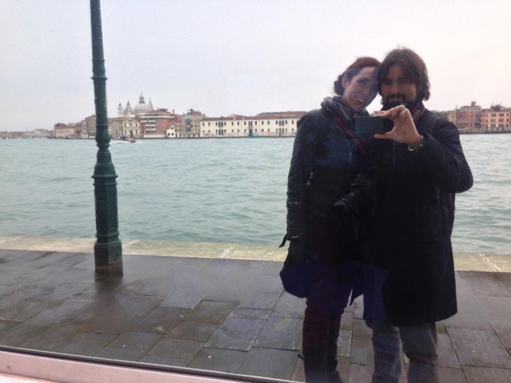 Giudecca Selfie