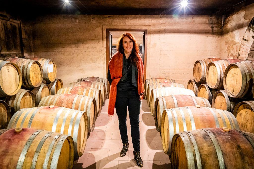 Brandy at Sottimano Wine Cellar