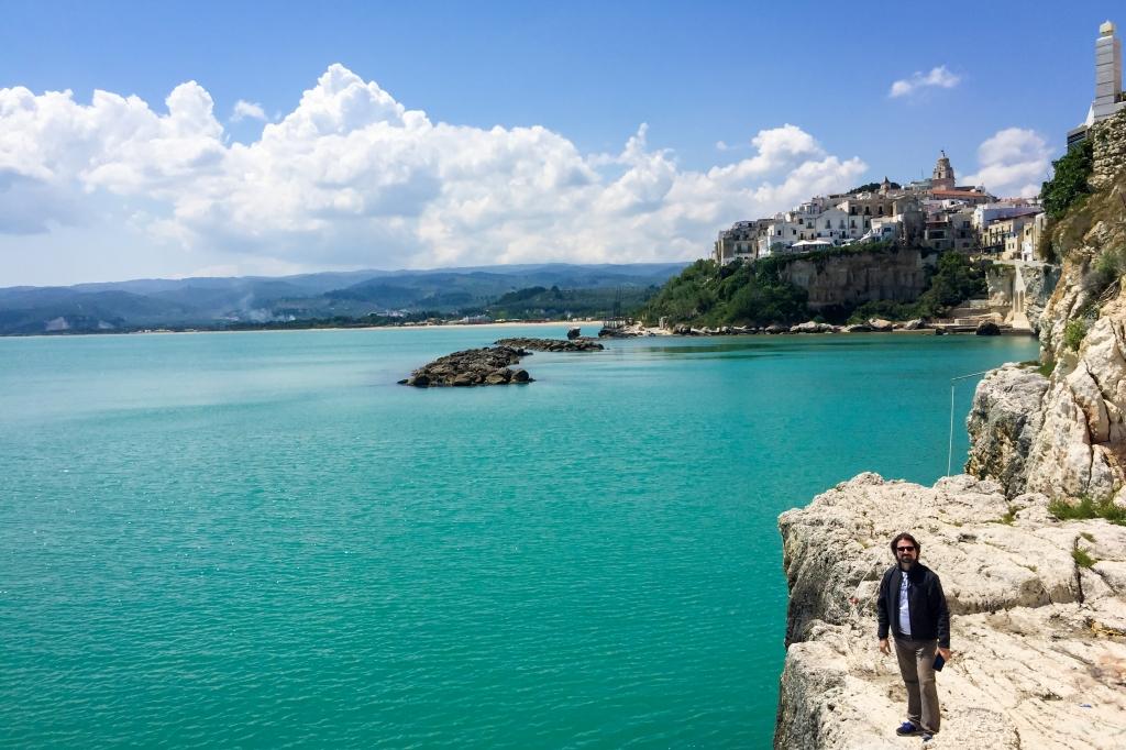 Explore Italy, Vieste in Puglia