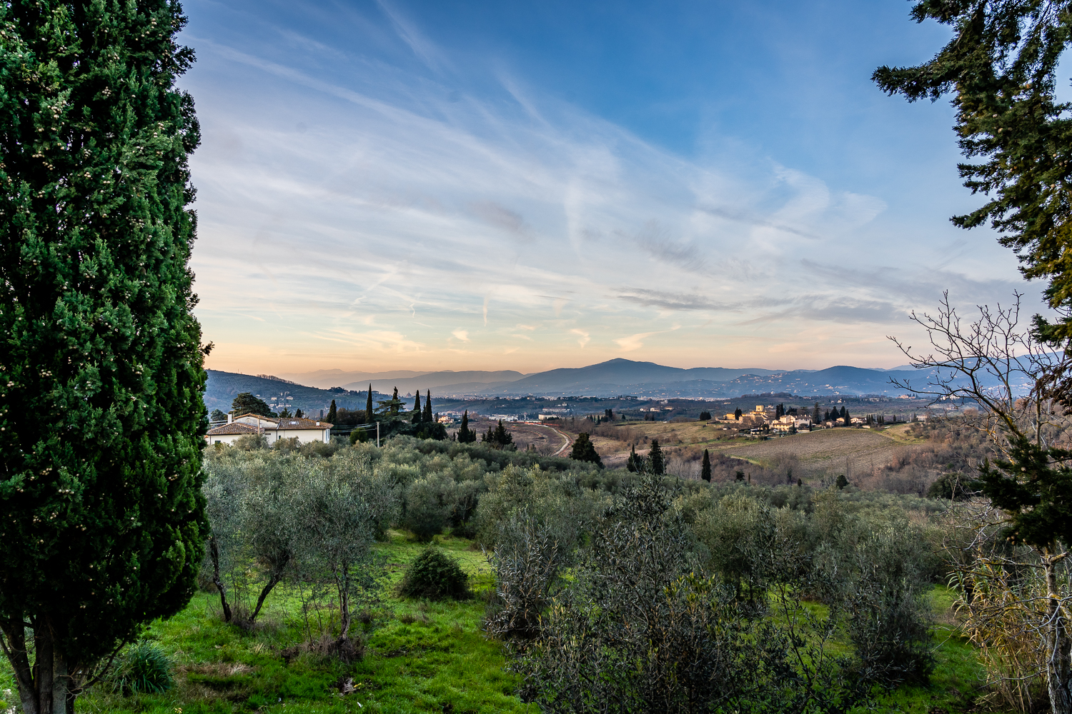 Italy Pic of the Day Tuscan Hills