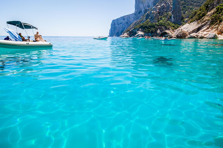 Gulf of Orosei (Golfo di Orosei) Sardinia Italy Images