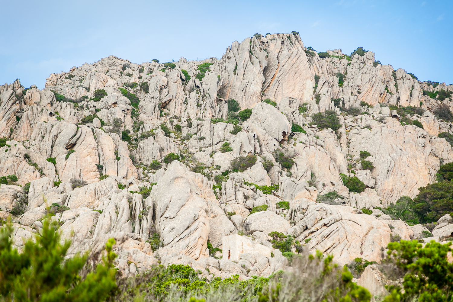 Rugged Mountains of Sardinia Italy Images