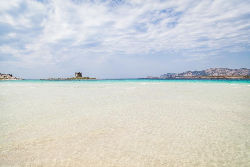 Best Beaches Sardinia Italy La Pelosa Beach Stintino