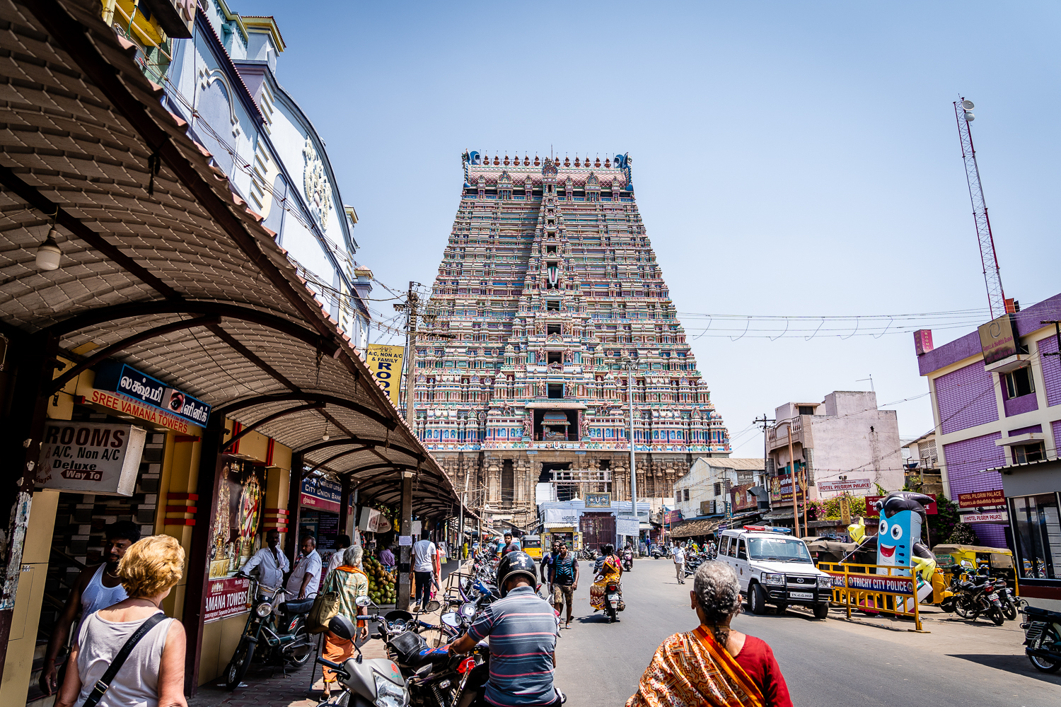 Travel India Sri Ranganathaswamy Temple