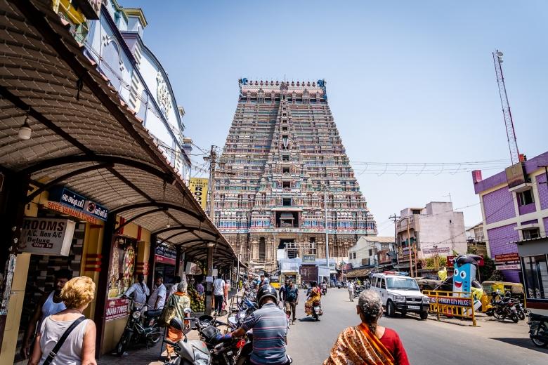 Travel India Sri Ranganathaswamy Temple