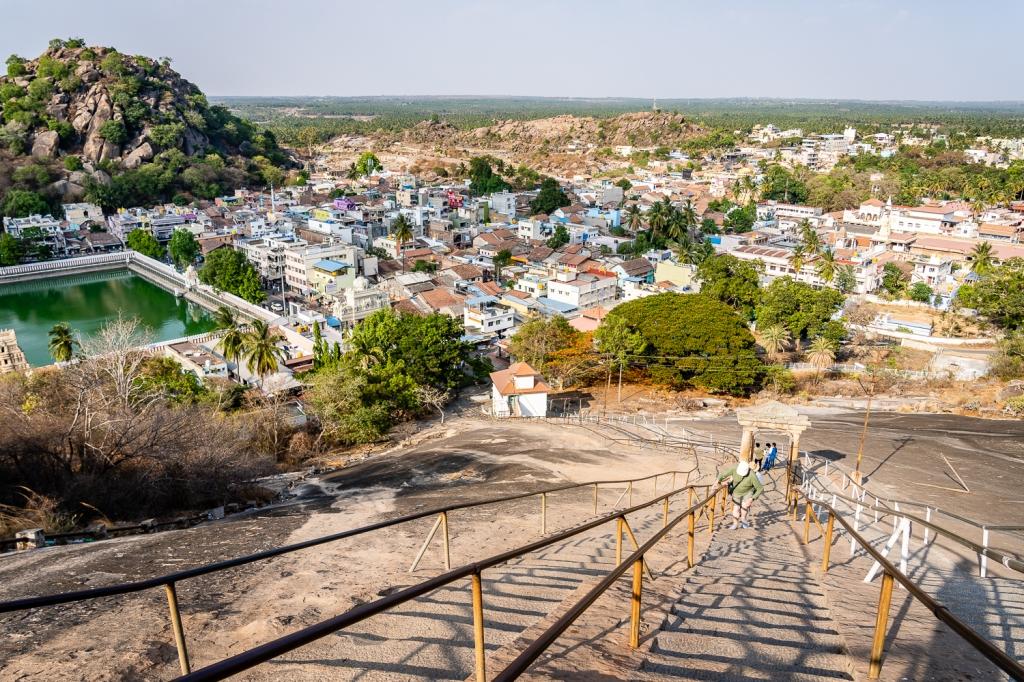 travel-india-mysore-steps-gommasteshwara