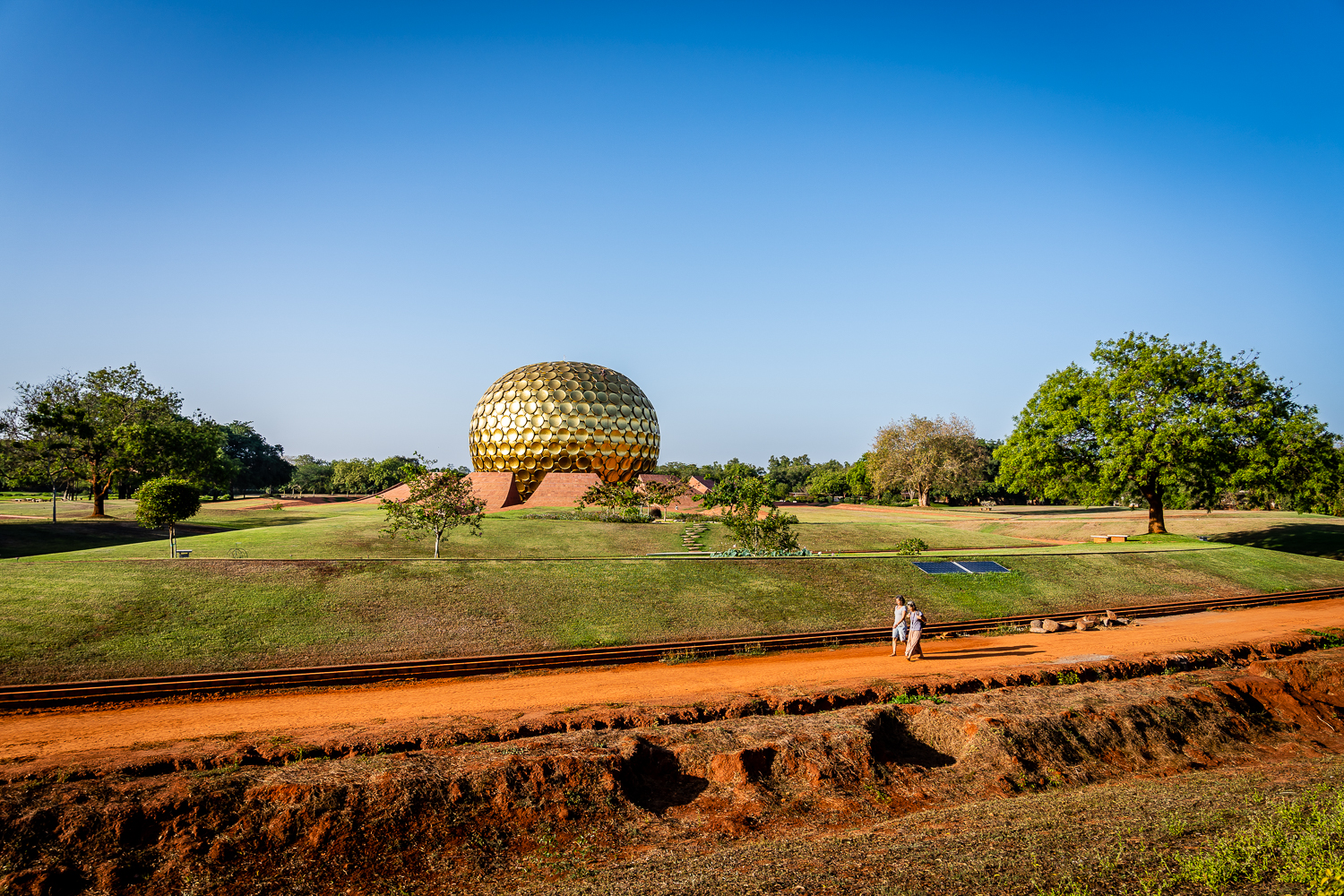 Travel India Puducherry Auroville