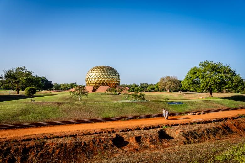 Travel India Puducherry Auroville
