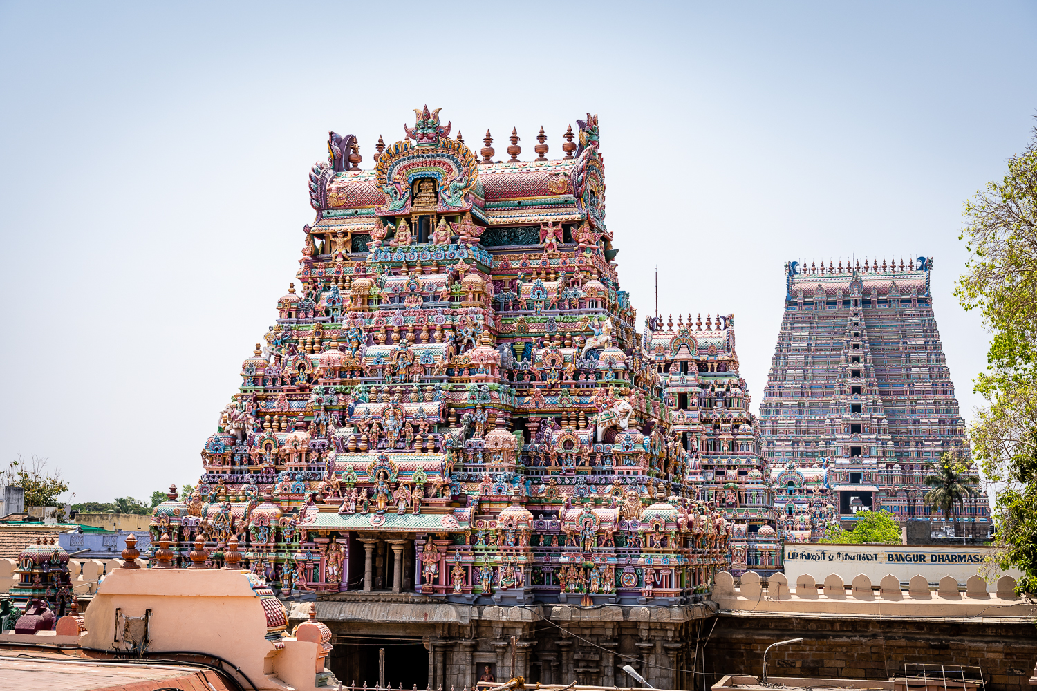 Travel India Ranganathaswamy Temple