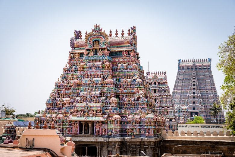 Travel India Ranganathaswamy Temple