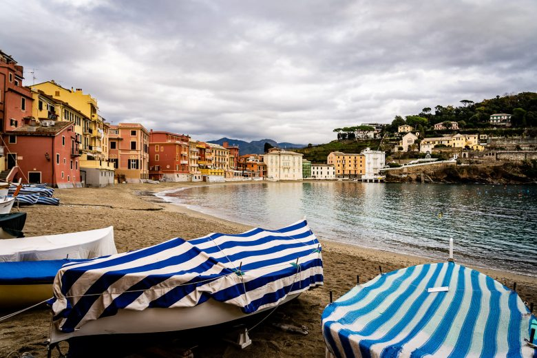 Liguria, Italy. Moving to Italy blog. Find out how to retire early in Italy with ALOR.blog/Italy