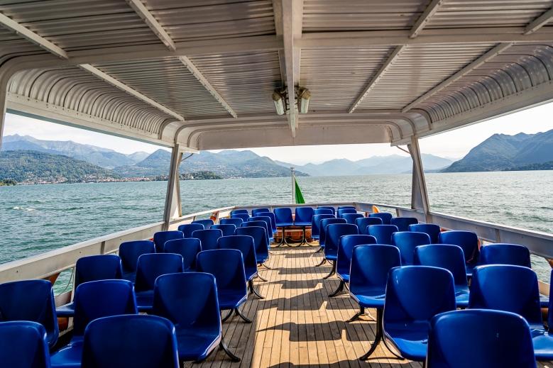 3 Island Boat Tour Borromean Islands, Lago Maggiore, Italy Isola Bella