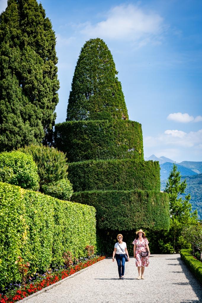 Isola Bella Garden Topiary