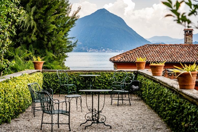 Borromean Islands, Lago Maggiore, Italy
