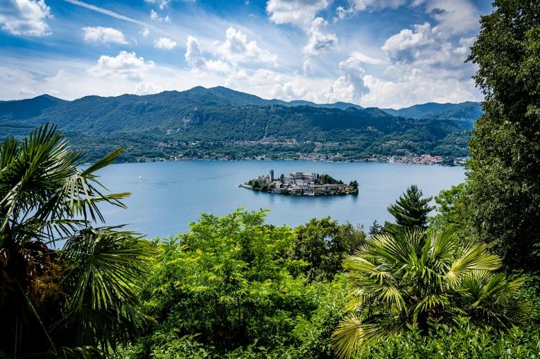 Isola San Giulio, Lago d'Orta, Italy