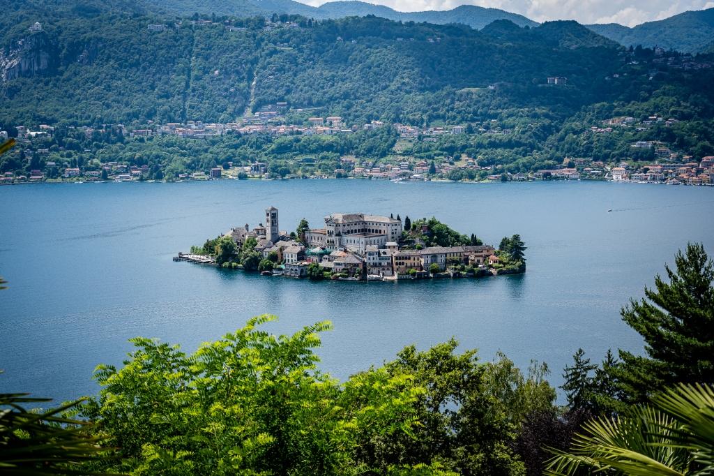 Isola San Giulio, Lago d'Orta