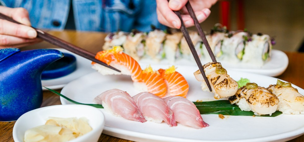 Foods Americans Miss in Italy   Sushi