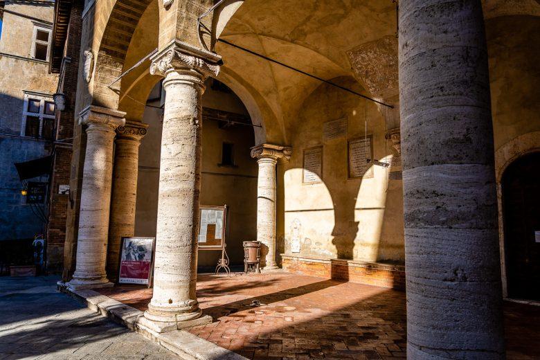 Pienza Italy Photos Palazzo Comunale