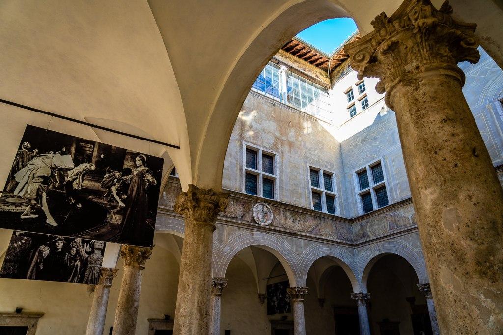 Pienza Italy Photos Palazzo Piccolomini