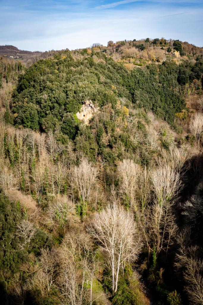 Sorano Italy City of Tufo