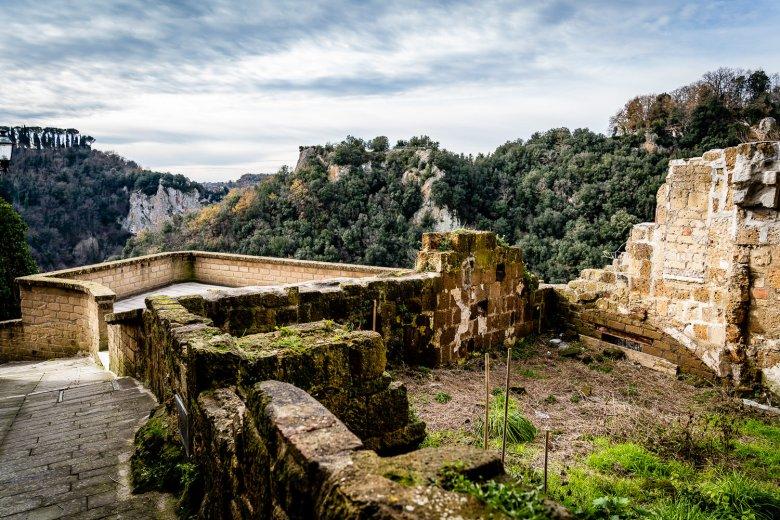 Sorano, Italy Abandoned Homes