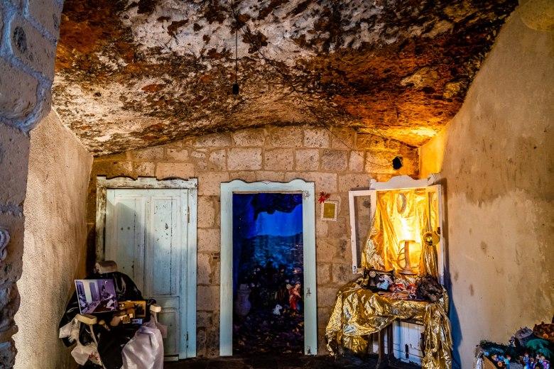 Sorano Italy Tufo Cave Home