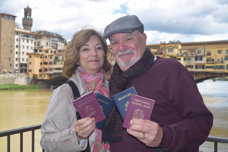 Stories Moving to Italy One Year in Italy Florence