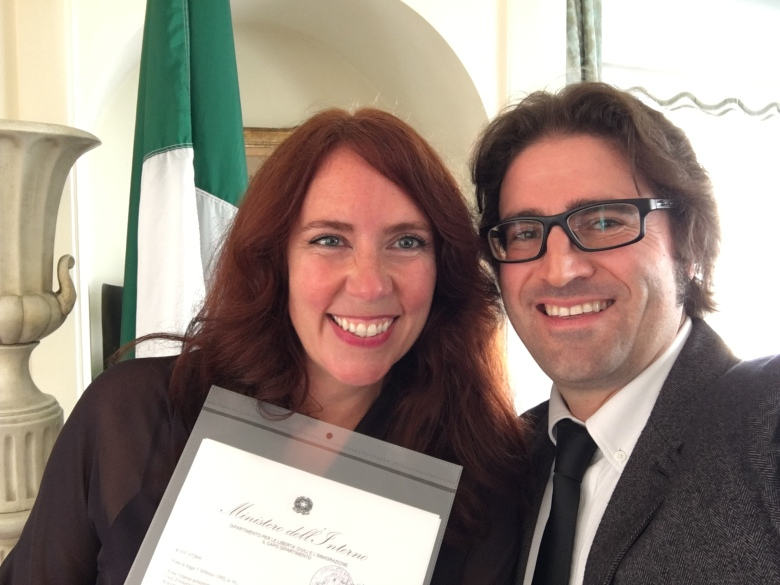 Italian Citizenship Ceremony Anniversary
