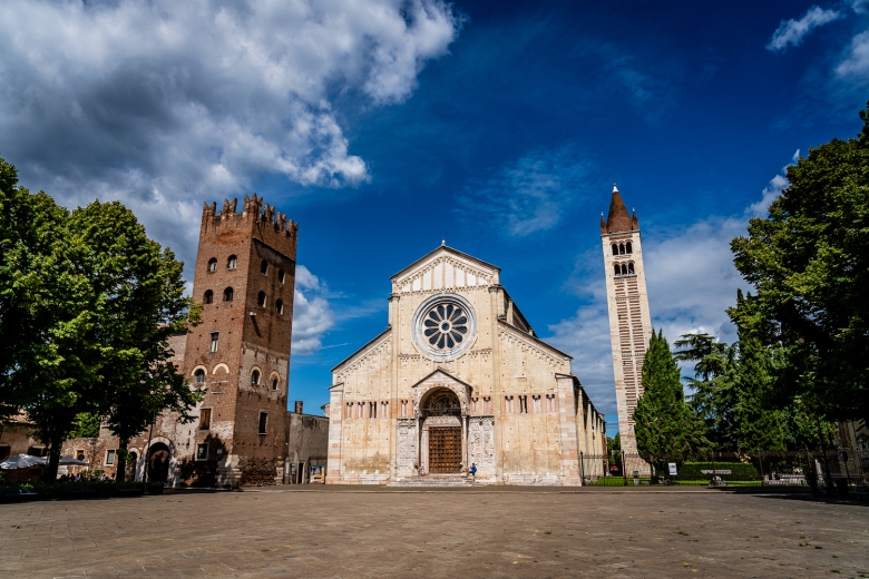 Italy Pic of the Day Basilica di San Zeno Maggiore Verona