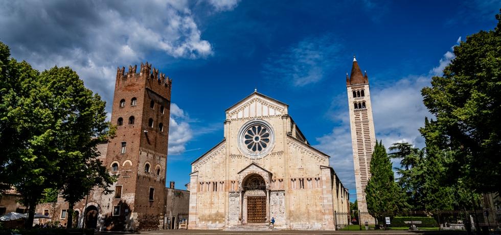 Italy Pic of the Day Basilica di San Zeno Maggiore Verona