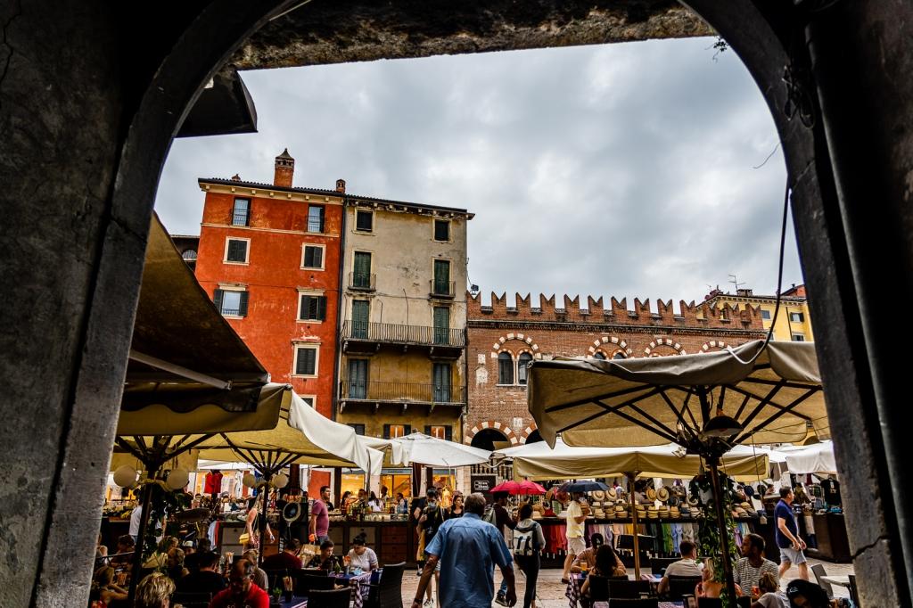 Italy Pic of the Day Piazza della Erba