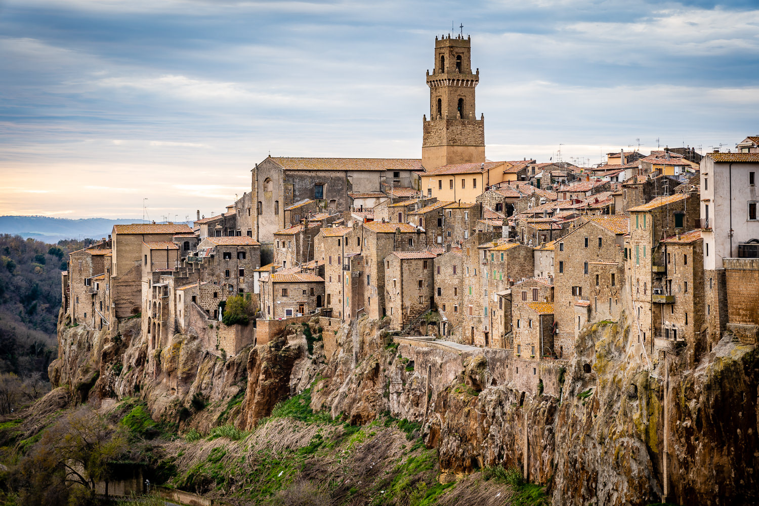 Italy Pic of the Day Pitigliano