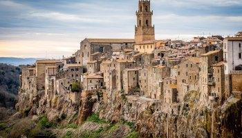 Italy Pic of the Day Pitigliano