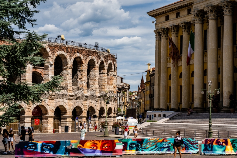 Italy Pic of the Day Verona Arena Piazza Bra