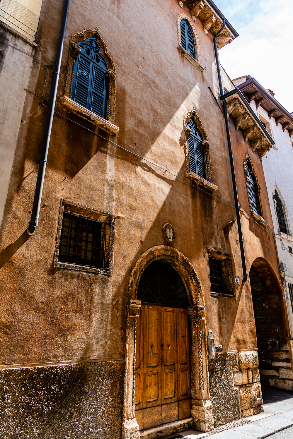 Italy Pic of the Day Verona Venetian Gothic Architecture