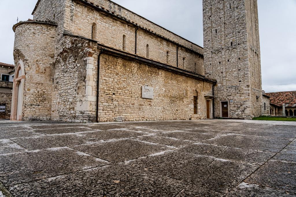 Italy Pic of the Day Pieve di San Giorgio di Valpolicella Stones