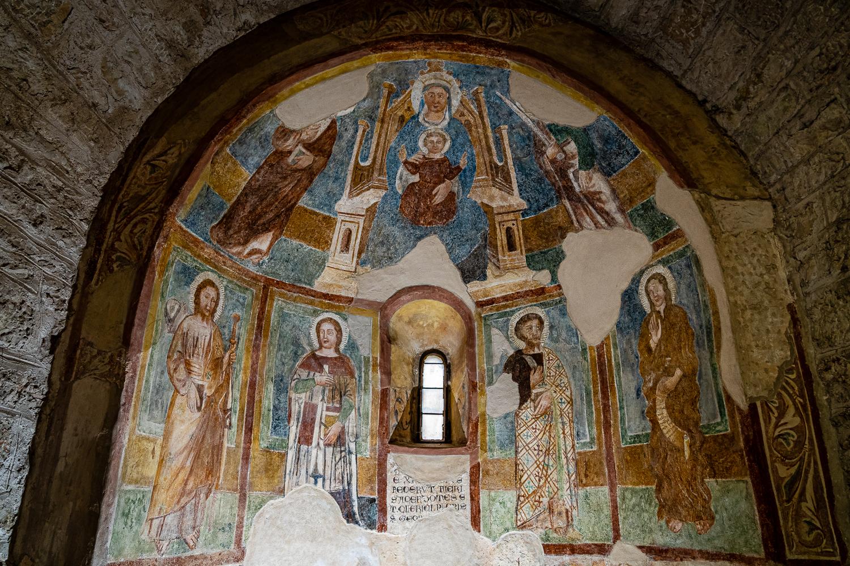Italy Pic of the Day Pieve di San Giorgio Fresco