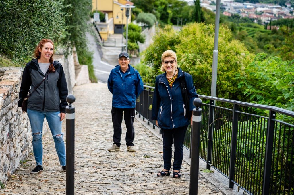 Italy Pic of the Day San Giorgio di Valpolicella Family Photo
