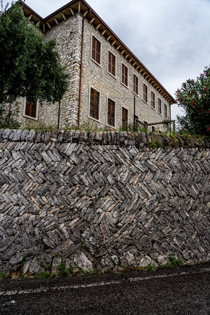 Italy Pic of the Day Stonework San Giorgio di Valpolicella