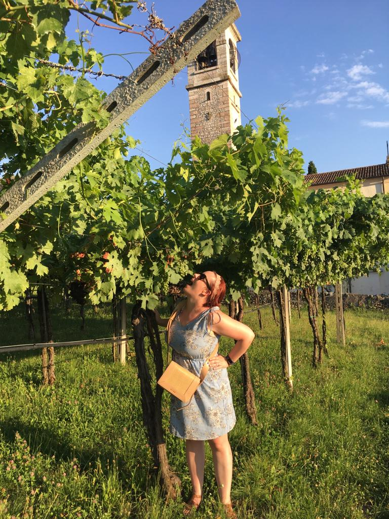 Stories of Moving to Italy Emer WInery