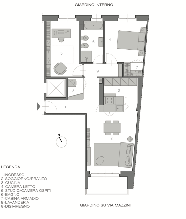 Italian Home Renovation Floor Plans Opt A Renovating Bardonecchia