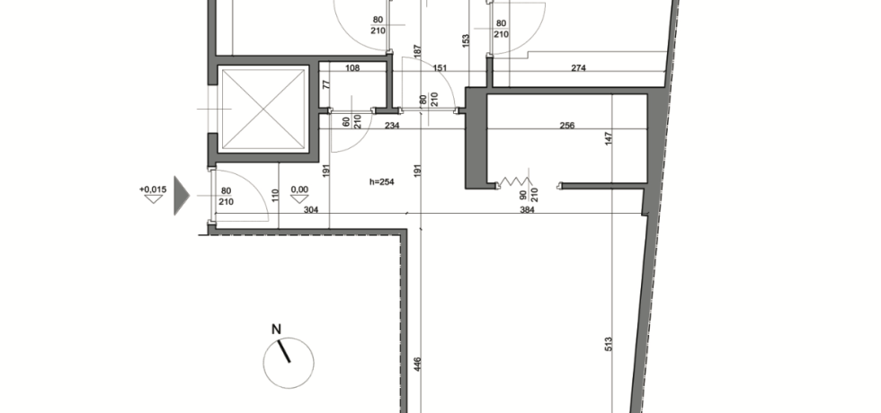 Italian Home Renovation Original Floor Plan Renovating Bardonecchia