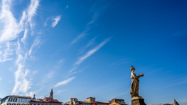 Italy Pic of the Day Florence Skyline