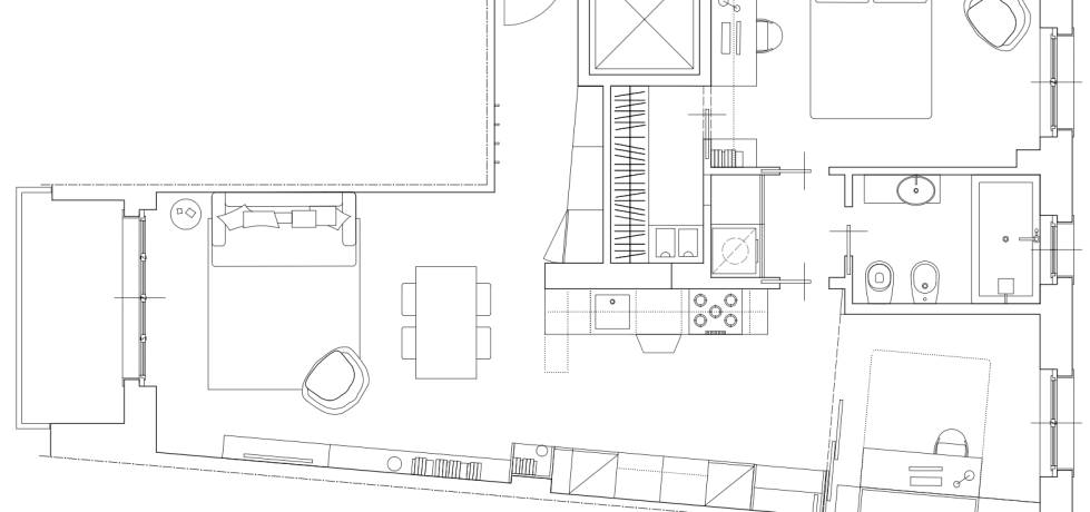 Italian Home Renovation Floor Plan 4