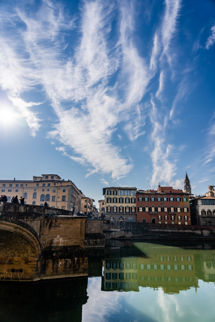 Italy Pic of the Day Florence Renaissance Ponte alle Grazie