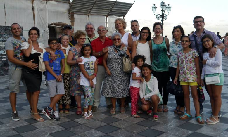 Gaining Italian Citizenship Through Grandparents Family in Taormina