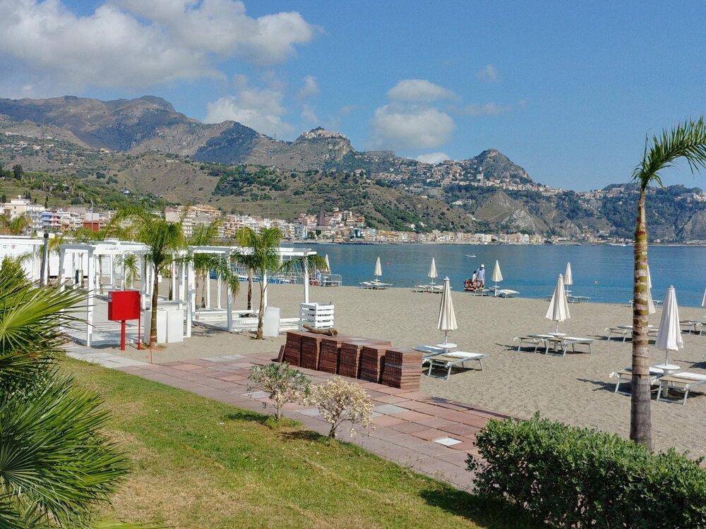 Gaining Italian Citizenship Through Grandparents Sicily Beach