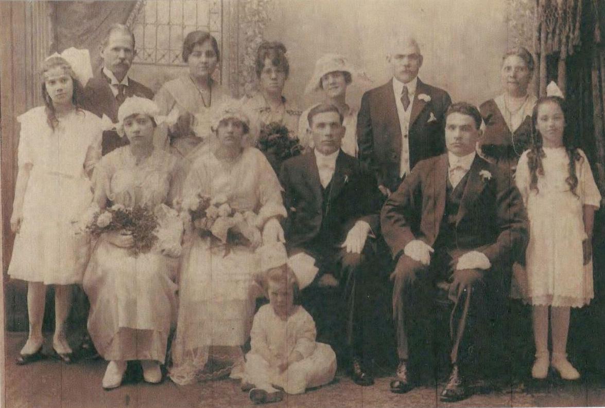 Gaining Italian Citizenship Through Grandparents Archive wedding Photo