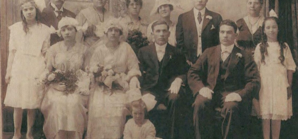 Gaining Italian Citizenship Through Grandparents Archive wedding Photo